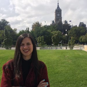 Assistant Professor Ivis Garcia Zambrana elected SLC Planning Commission Vice Chairperson this month